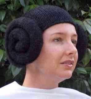 Posible gorro de la princesa Leia