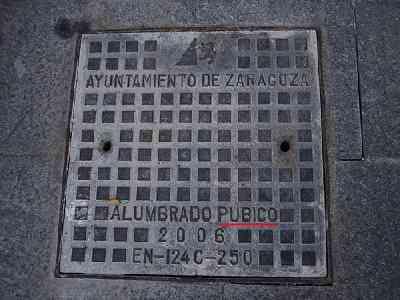 Alumbrado en Zaragoza