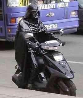 Scooter de la muerte