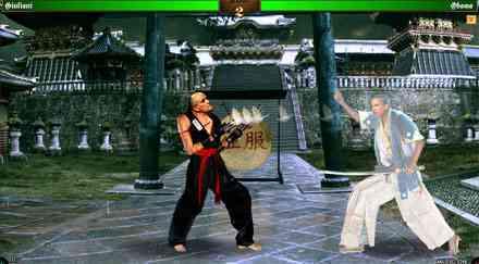 kung-fu election