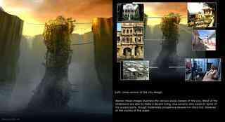 ciudad vertical