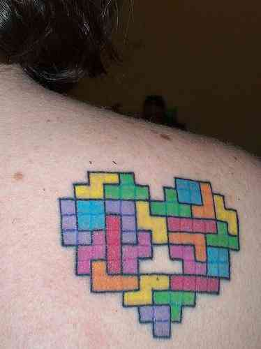 tetris-game-tattoo