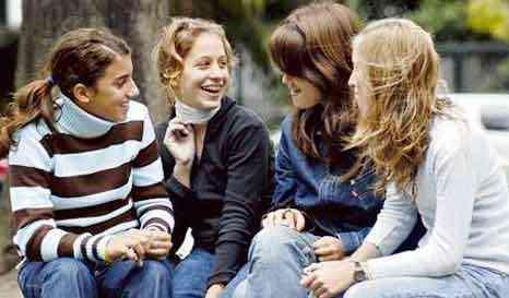 chicas adolescentes