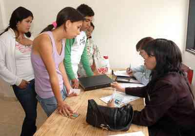 programa Jovenes con Mas y Mejor Trabajo