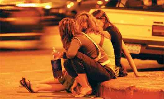 jovenes alcohol