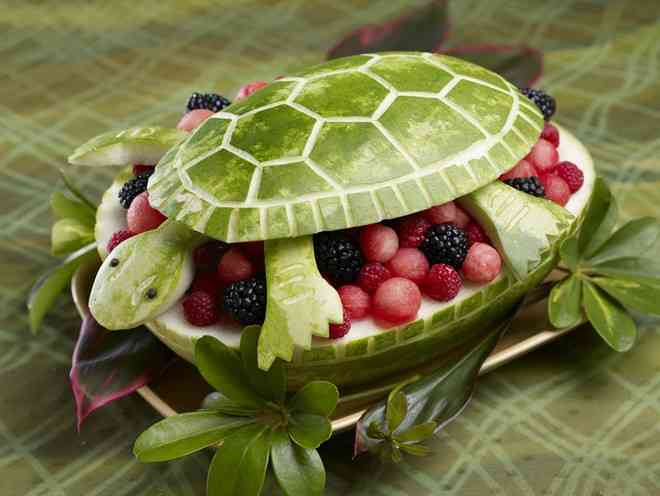 imageswatermelon fruit bowl small