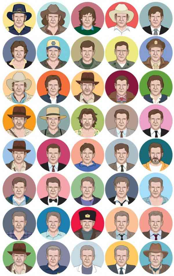 small the many roles of harrison ford