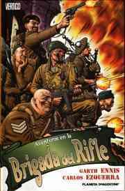 brigada rifle lateral