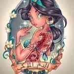 Disney-princesses-tattoos-2
