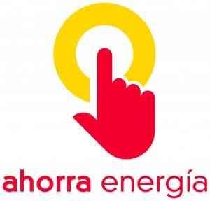 Logo Ahorra Energia vertical