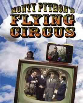 Monty Python Flying circus