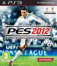 PES 2012 Portada PS3