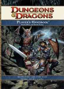 dungeons dragons the 4th edition
