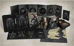 game of thrones blue ray