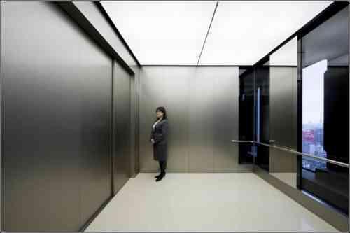 ascensor comportamiento