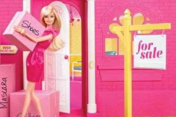 casa barbie venta