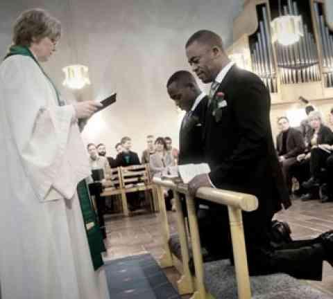 casamiento hombres