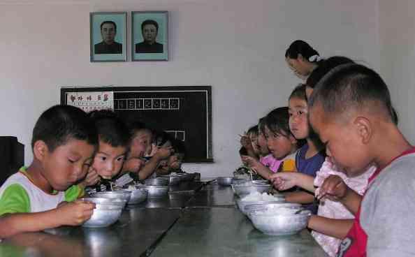 hambruna corea del norte