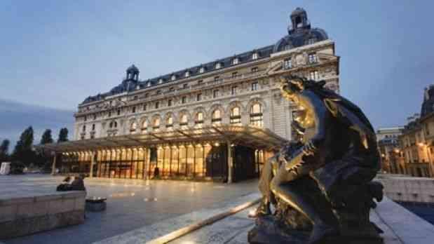 museo paris familia olor
