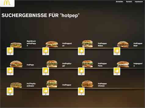 McDonald´s hamburguesa Pep Guardiola