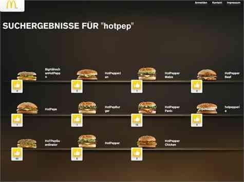 McDonald´s hamburguesa Pep Guardiola