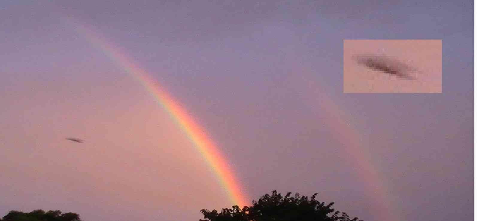ovni arco iris