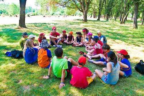campamentos verano ingles