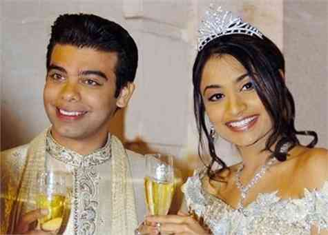 Amit Bhatia casamiento