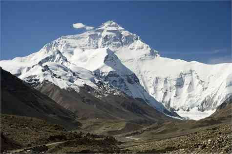 Everest curiosidades