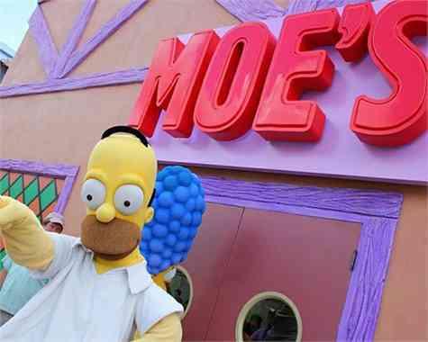 Parque Temático Los Simpsons