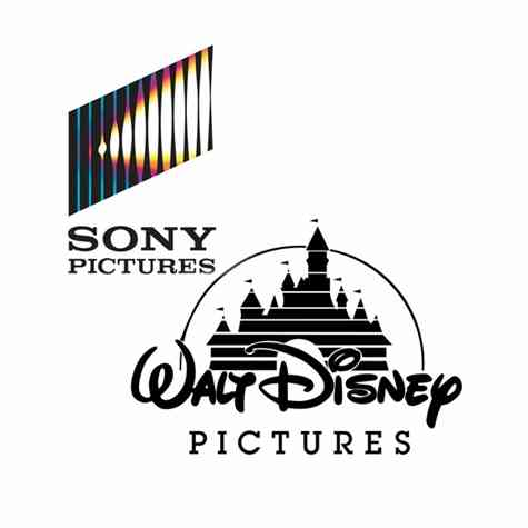 sony disney cine