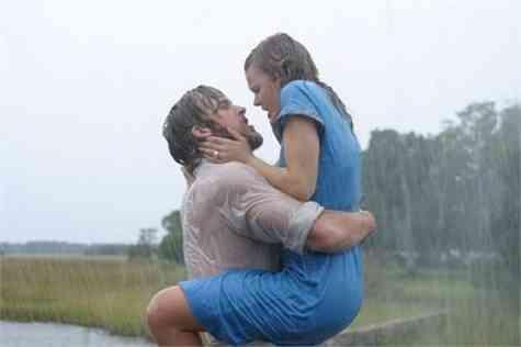 Mejores besos cine