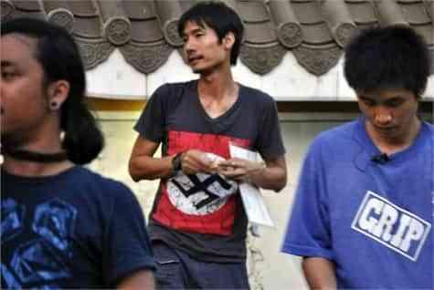 Tailandia Hitler