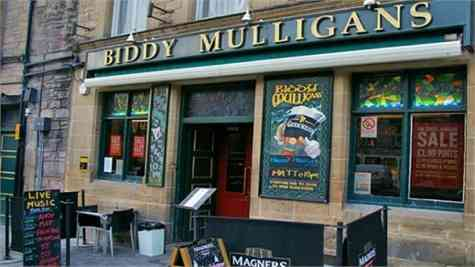 bar Biddy Mulligan's