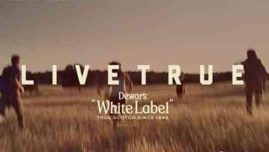 live true dewars white label