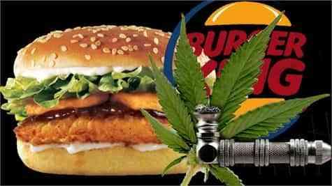 marihuana burger king