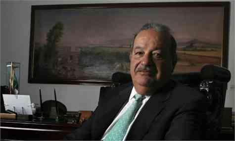 Carlos Slim inversiones