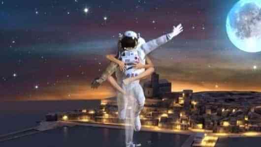 axe space jump