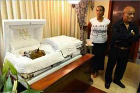 funeral mascota puerto rico