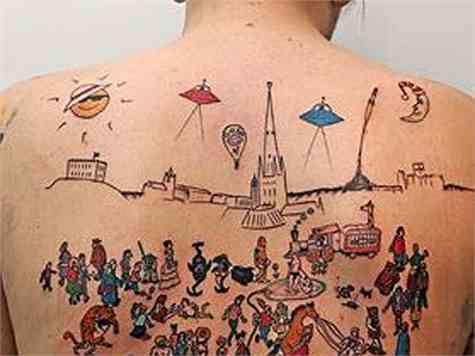 Tatuaje Wally
