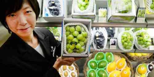 Lujo frutas