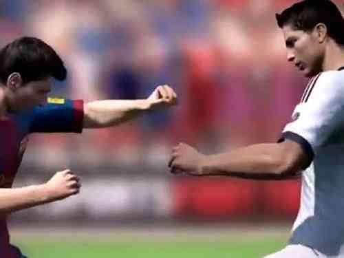 Messi Cristiano FIFA 2014