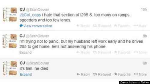 Twitter muerte