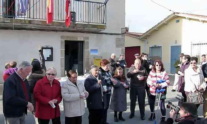 Villar de Corneja Año Nuevo
