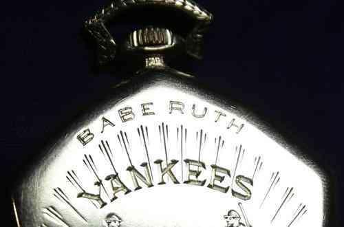 Babe Ruth reloj