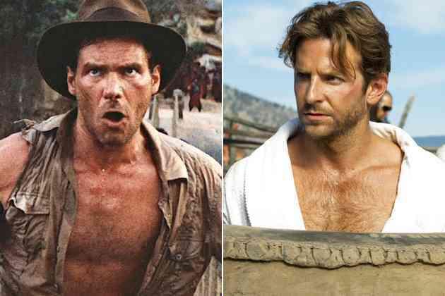 Bradley Cooper Indiana Jones