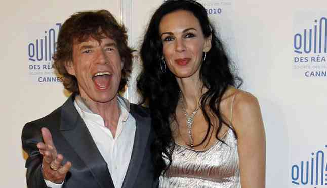 Mick Jagger fortuna