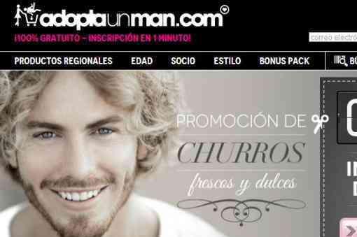 Adoptaunman.com