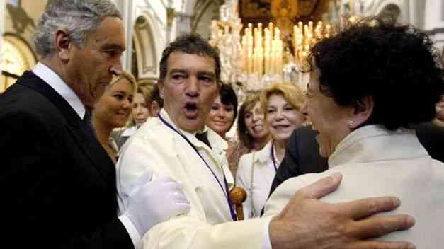 Antonio Banderas Semana Santa Málaga