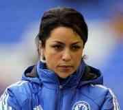 Eva Carneiro, la estrella que brilla en el equipo de Mourinho